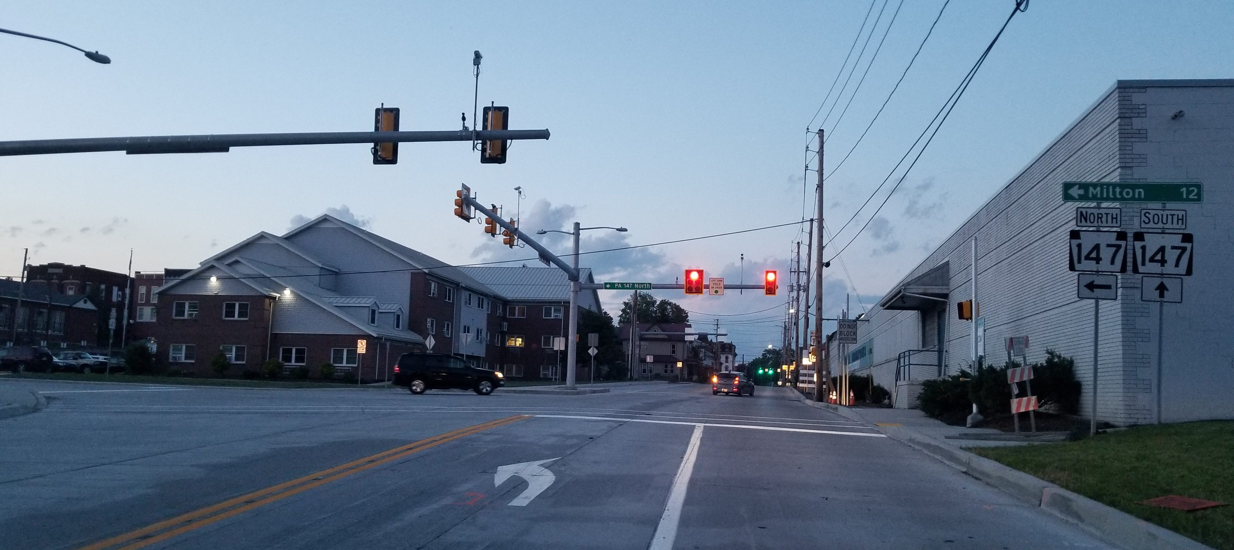 NORRY UPDATE: Traffic signals 'flash' today, fully active