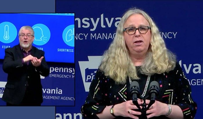 Pennsylvania Department of Health COVID-19 news conference for April 13, 2020